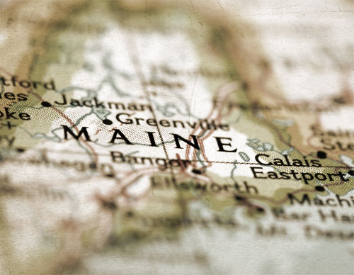 maine map fpo